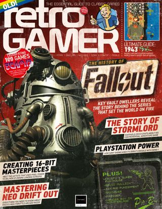 Retro Gamer Magazine Issue 186 issue – Get your digital copy