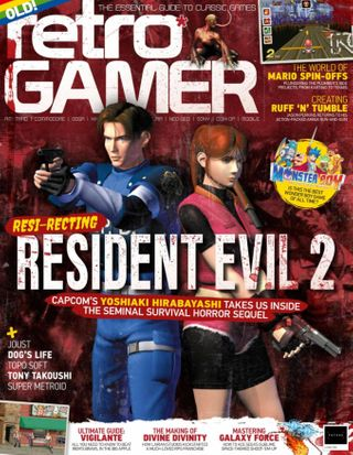 Retro Gamer Magazine Issue 190 issue – Get your digital copy