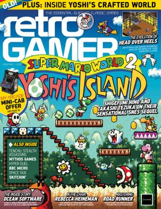 Retro Gamer Magazine Issue 192 issue – Get your digital copy