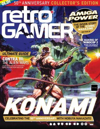 Retro Gamer Magazine Issue 195 issue – Get your digital copy