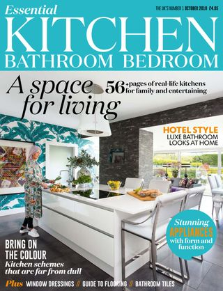 Pleasing Essential Kitchen Bathroom Bedroom Magazine October 2018 Download Free Architecture Designs Scobabritishbridgeorg