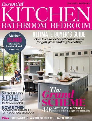 Swell Essential Kitchen Bathroom Bedroom Magazine July 2019 Issue Interior Design Ideas Ghosoteloinfo