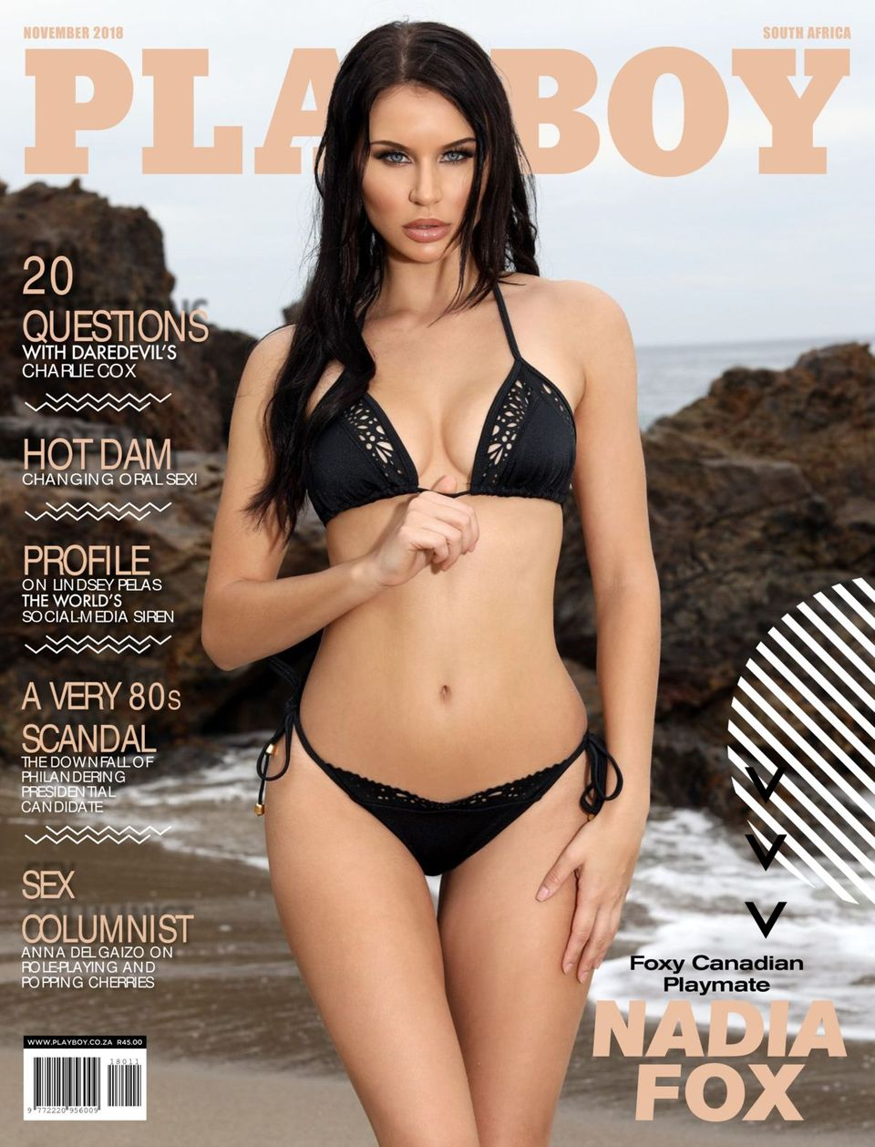 Playboy South Africa-November 2018 Magazine - Get your