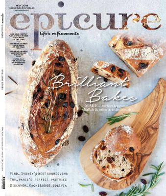 Epicure Magazine May 2019 issue – Get your digital copy