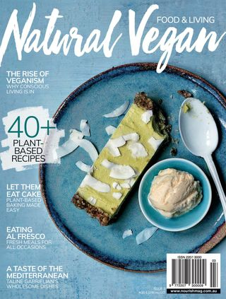 Get Your Digital Copy Of Natural Vegan Issue 3 Issue