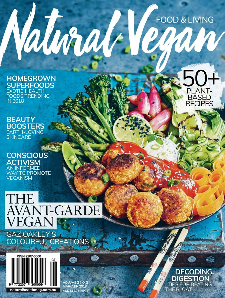 Natural Vegan Magazine Get Your Digital Subscription