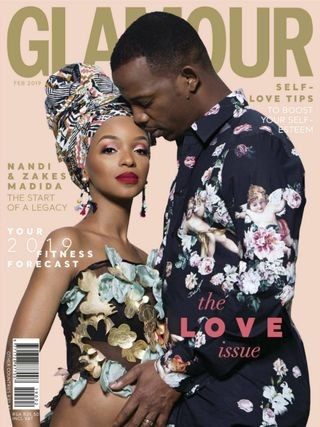 Get Your Digital Copy Of Glamour South Africa February 2019 Issue
