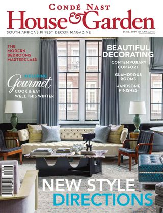 Condé Nast House Amp Garden Magazine June 2019 Issue Get Your