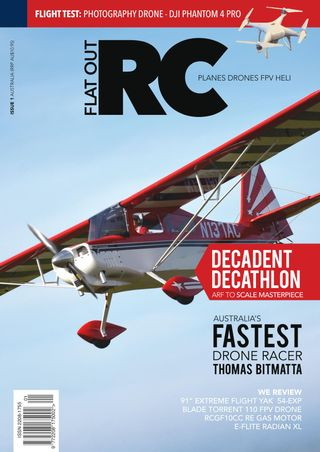 FLAT OUT RC Magazine Issue 1 issue – Get your digital copy