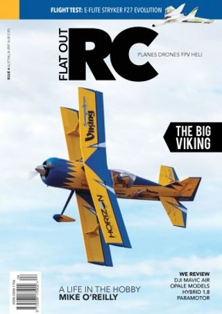 FLAT OUT RC Magazine - Get your Digital Subscription