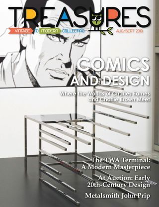 Treasures: Vintage to Modern Collecting Magazine - Get your