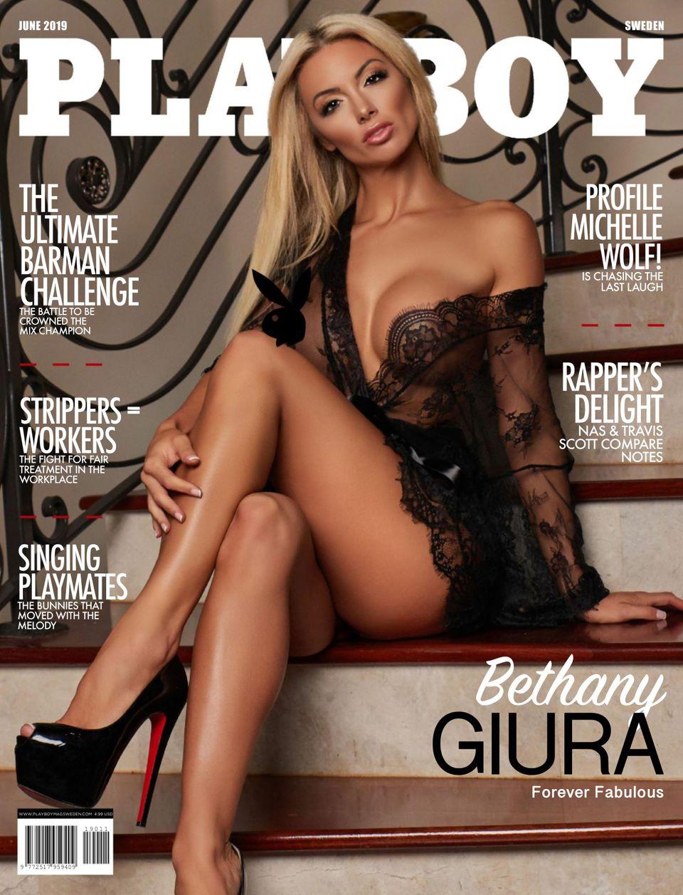 Playboy Februar 2019