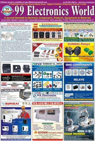 99 Electronics World Magazine - Get your Digital Subscription