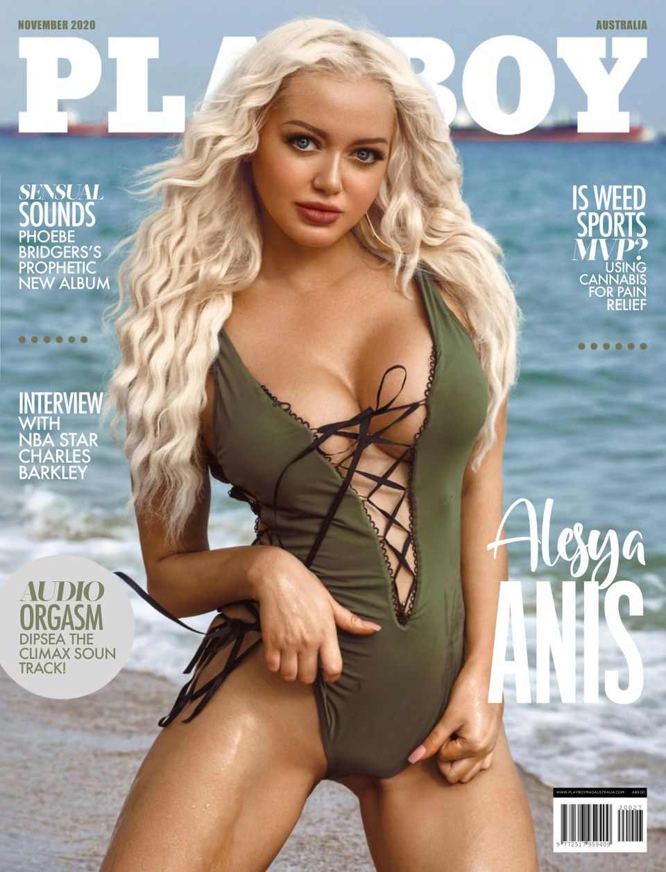Playboy Australia Magazine Get Your Digital Subscription