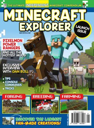 Minecraft Explorer Magazine Issue 1 issue – Get your digital