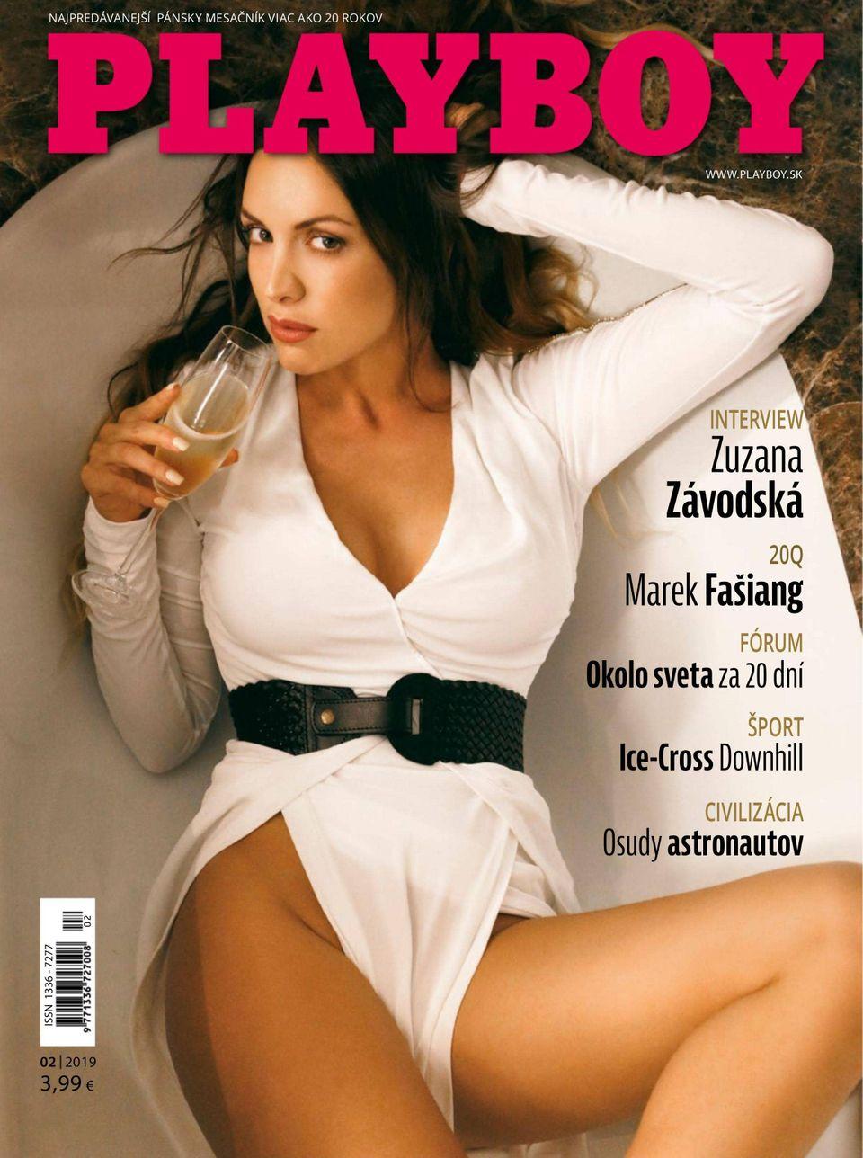 Playboy Slovakia-February 2019 Magazine - Get your Digital