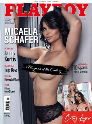 Playboy Slovakia Magazine Get Your Digital Subscription