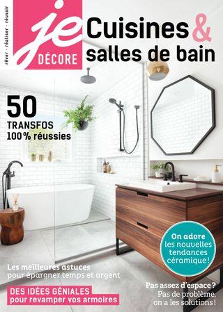 Get Your Digital Copy Of Je Decore Cuisine Salles De Bain Issue