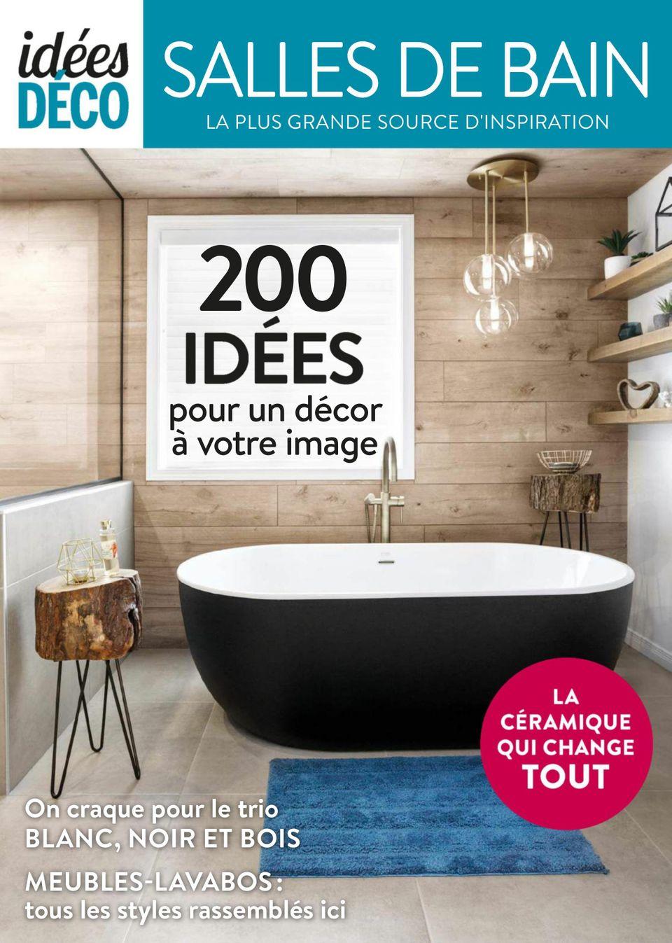 Tout Pour La Salle De Bain get your digital copy of idées dÉco-salles de bain issue