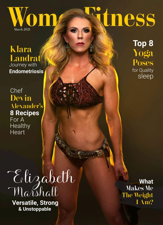Women Fitness March - April 2021 Magazine