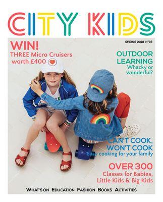 City Kids Magazine - Get your Digital Subscription
