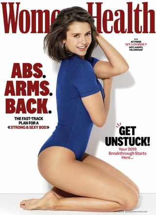 Womens Health Magazine January February 2019 Issue Get Your