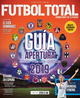 Calendario Futbol 2019.Futbol Total Magazine Get Your Digital Subscription
