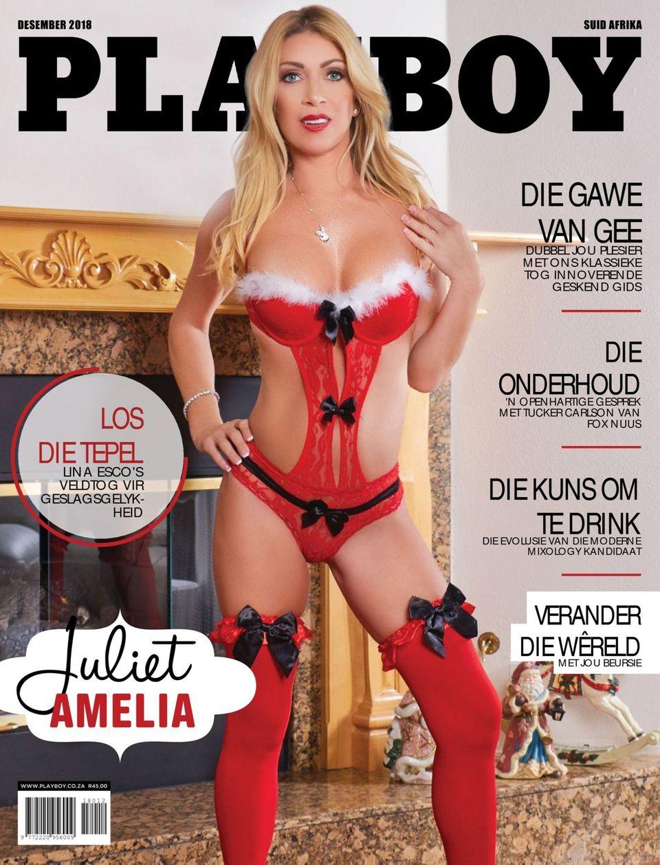 Playboy Suid Afrika-December 2018 Magazine - Get your