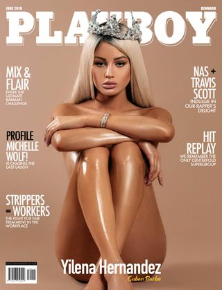 Playboy August 2020
