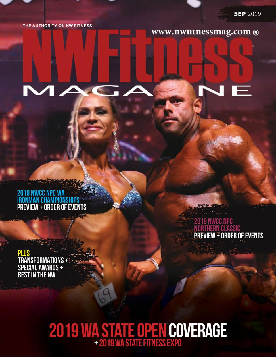 Get your digital copy of NW Fitness Magazine-September 2019