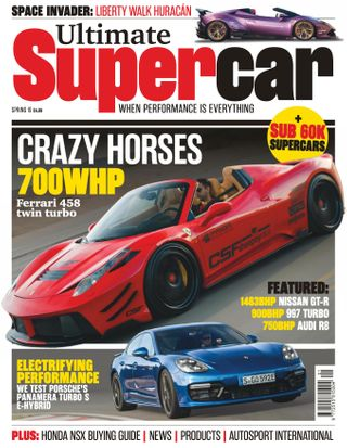Ultimate Supercar Magazine Get Your Digital Subscription