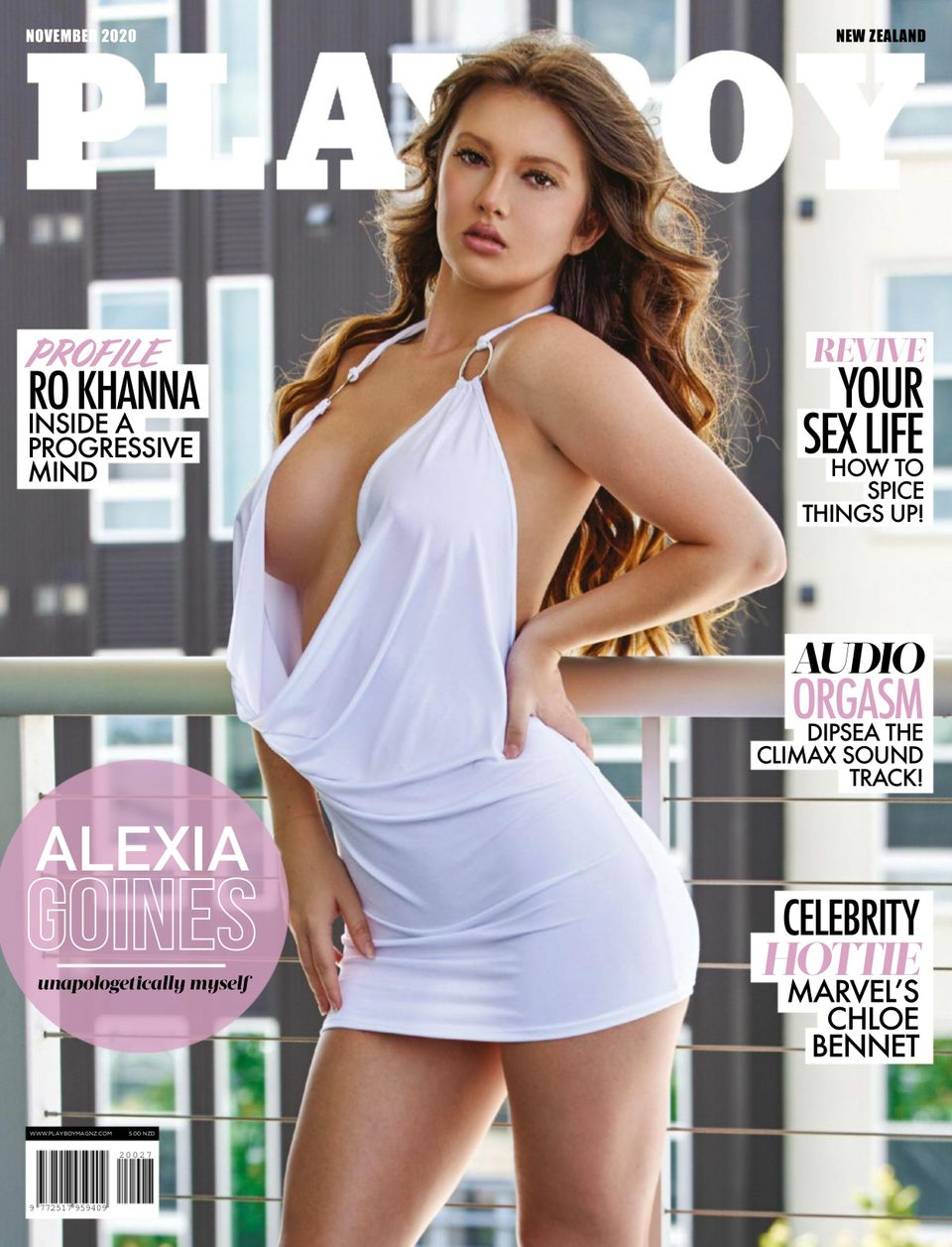 Playboy New Zealand Magazine Get Your Digital Subscription