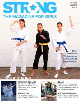 STRONG The Magazine Fall 2018 issue – Get your digital copy