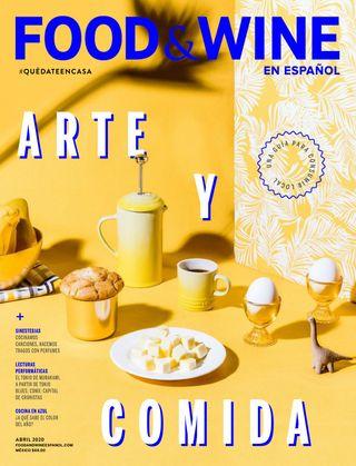 Food Wine En Espanol Magazine Get Your Digital Subscription