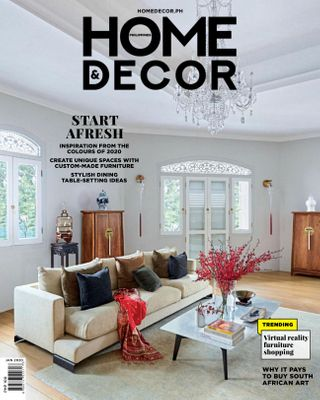 Home & Decor Philippines Magazine - Get your Digital Subscription