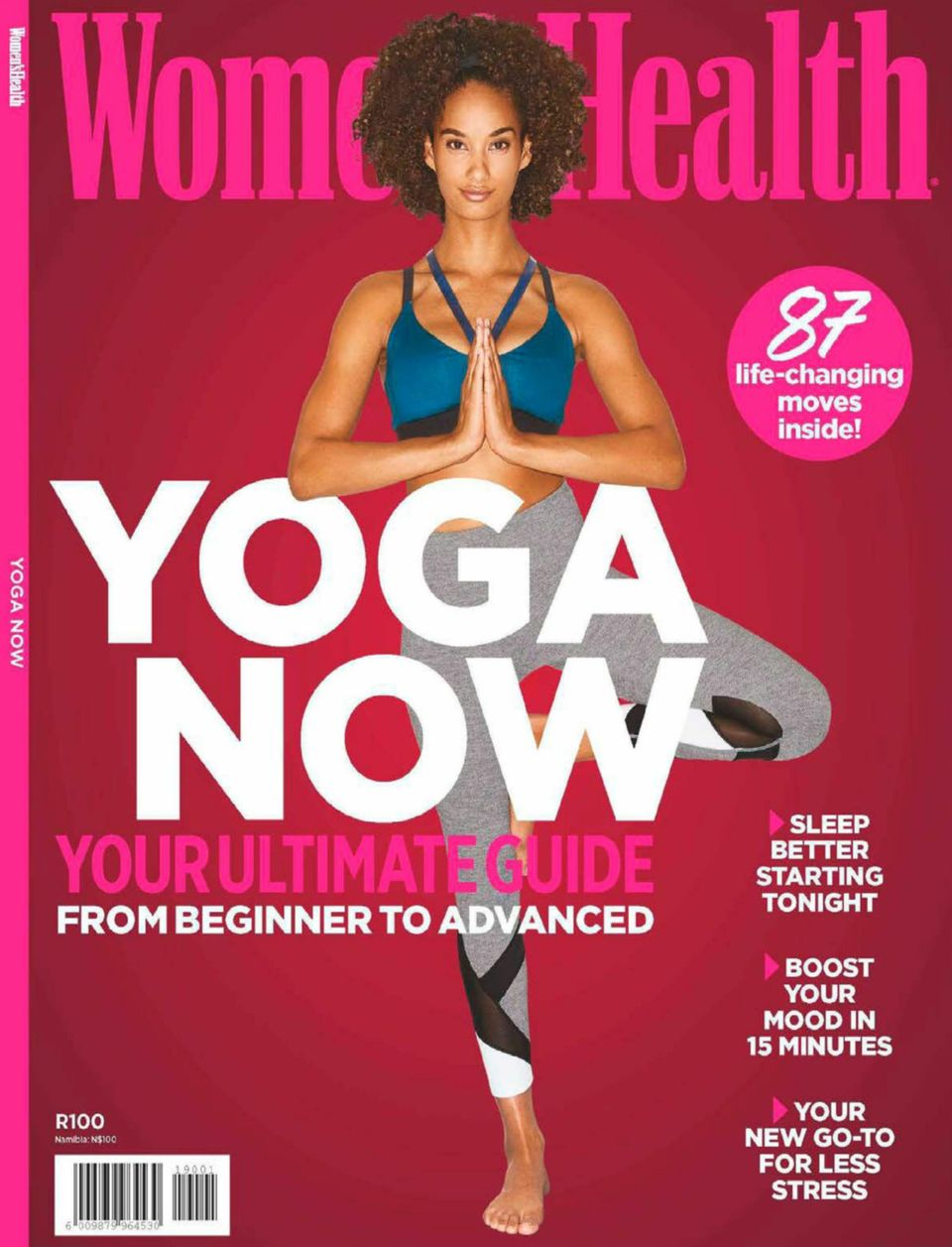 Women S Health Yoga Now Magazine Get Your Digital Subscription