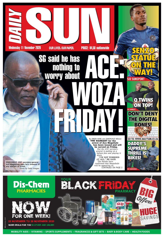 Daily Sun-January 07, 2021 Newspaper - Get your Digital