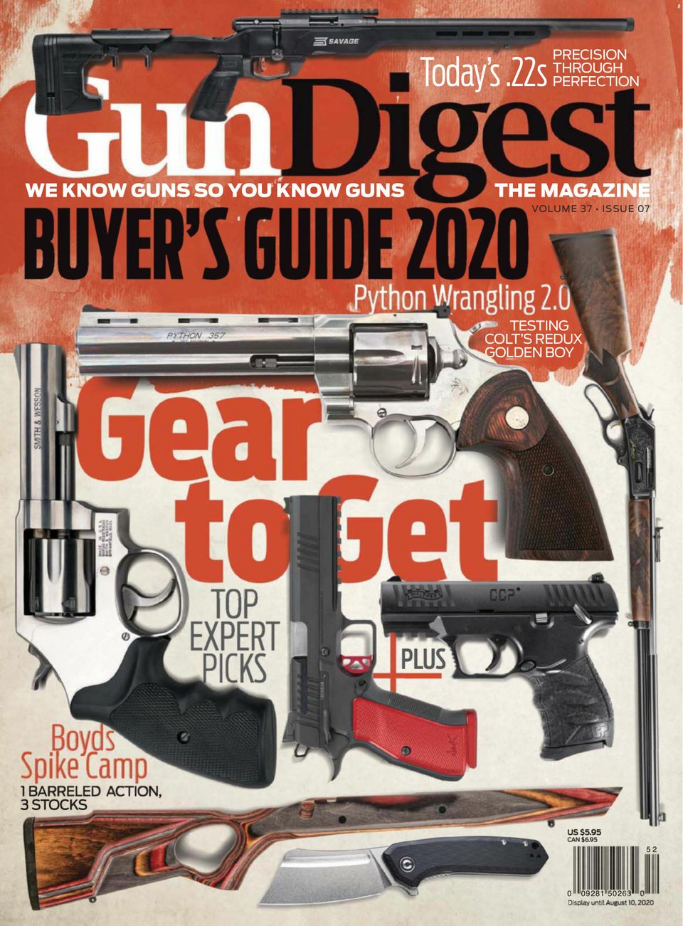 Gun Digest Digital Magazine Subscription Discount