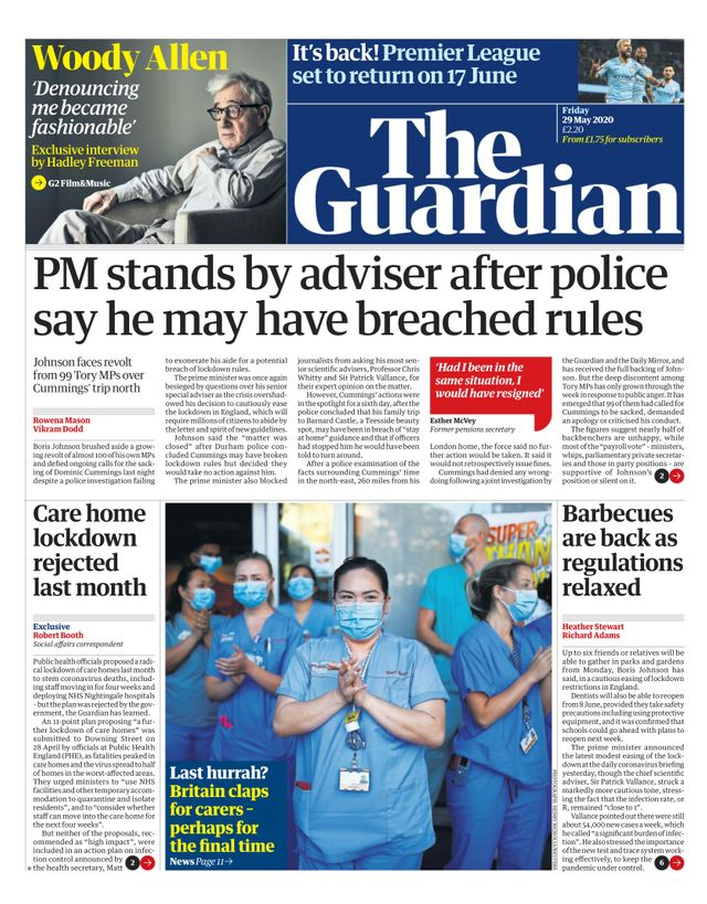 The Guardian is now available on Magzter's platform Image