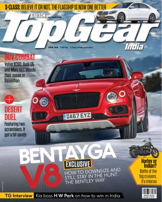 BBC TopGear India Magazine April 2018 issue – Get your