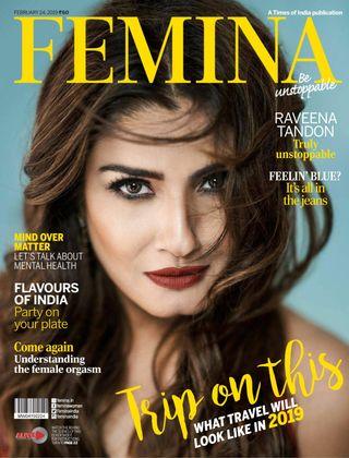 Sonam Kapoor in Pia Pauro on Femina India Magazine August