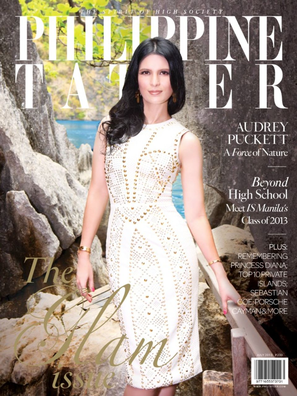 Get Your Digital Copy Of Tatler Philippines July 2013 Issue