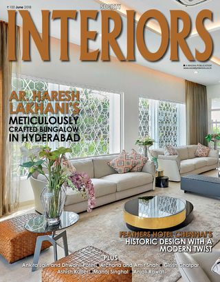 Get Your Digital Copy Of Society Interiors June 2018 Issue