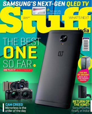 Stuff India Magazine April 2017 issue – Get your digital copy