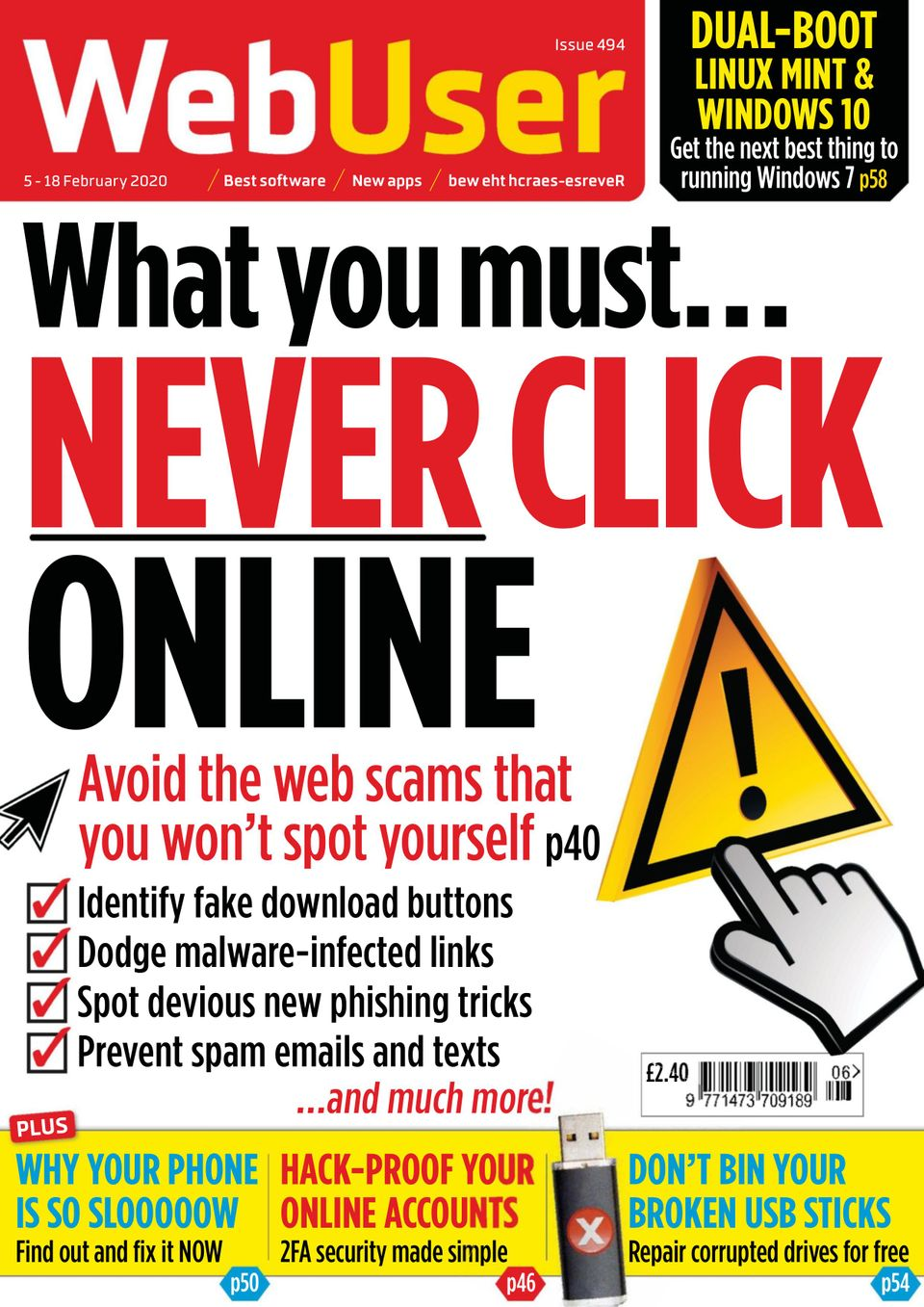 Get Your Digital Copy Of Webuser February 05 18 2020 Issue