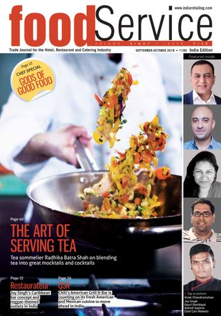 foodService India Magazine - Get your Digital Subscription